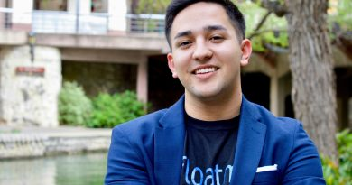 An image of Josh Sanchez, founder of Float Me