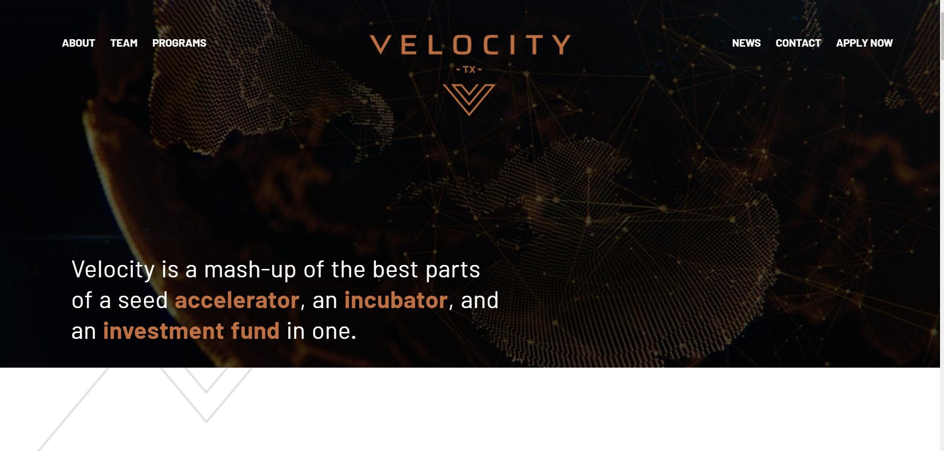 VelocityTX Announces New Leadership