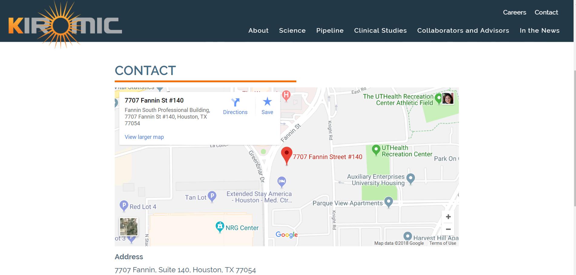 Houston Bioscience Company Considering Move to San Antonio
