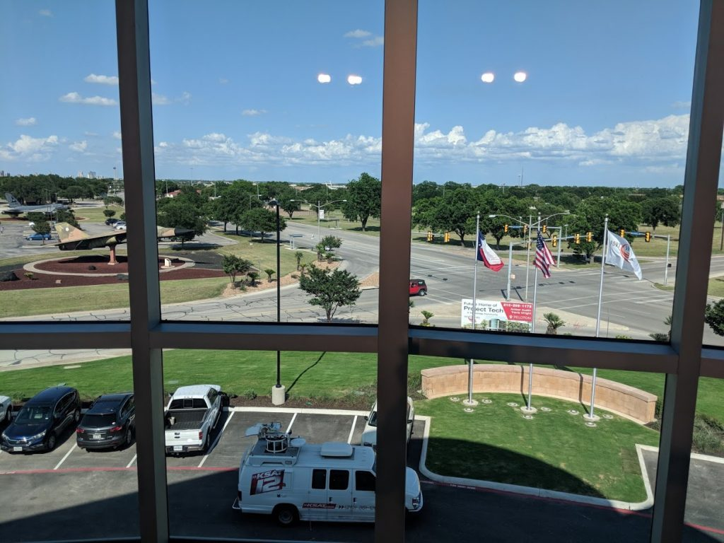 Port San Antonio's new Project Tech building