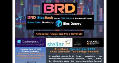 Bloc Bash blockchain event