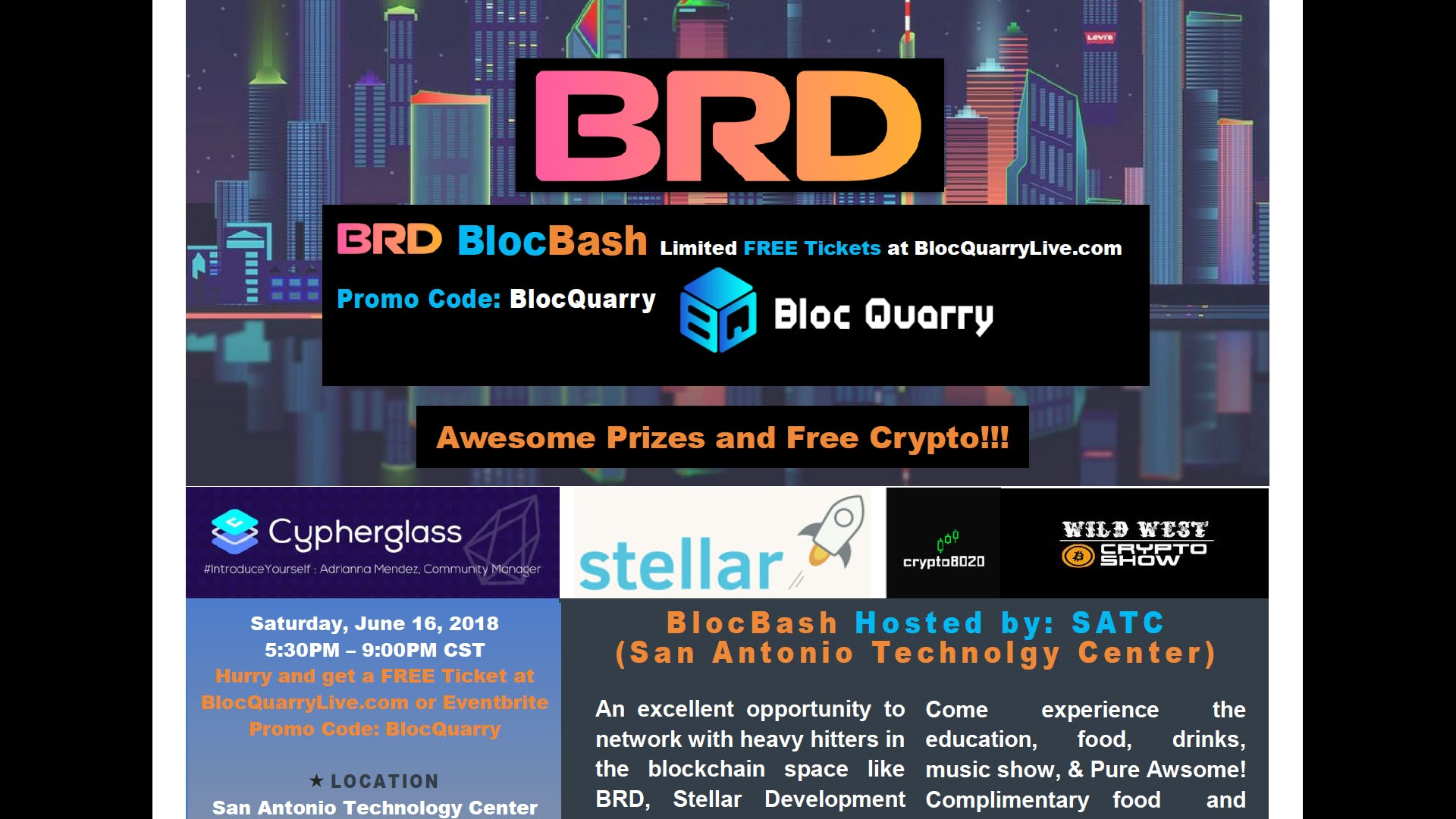 'Bloc Bash' Signals Growing Blockchain Community in San Antonio