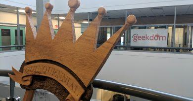 Geekdom launched Geekdom Media June 25 2018