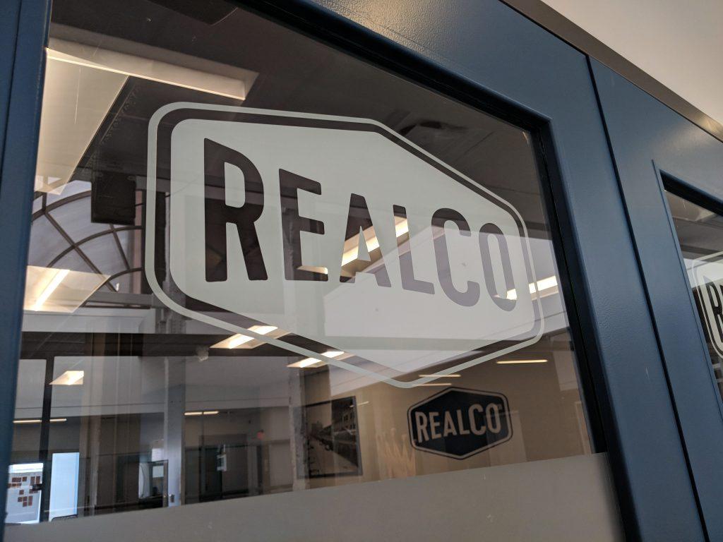 RealCo Entrance