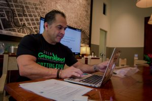 Rick Martinez launched the Green Seed Cannabis Accelerator program in San Antonio