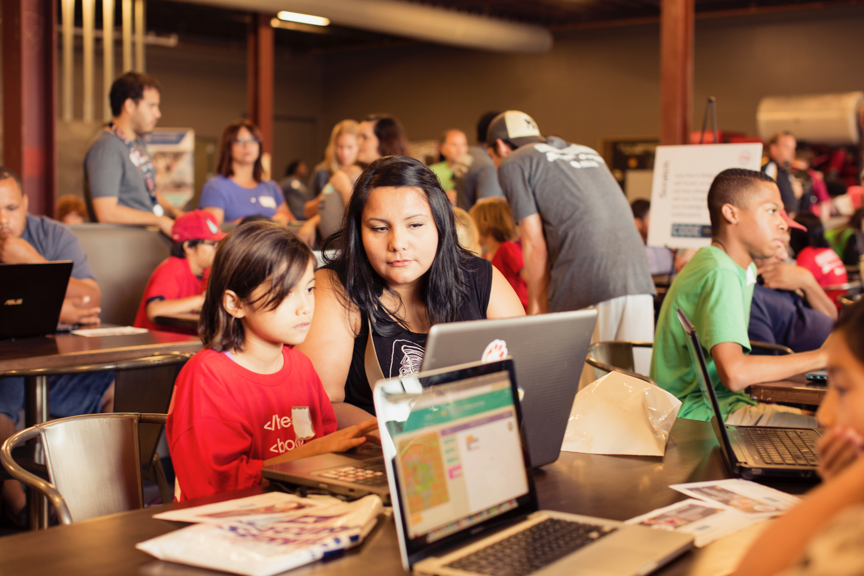Youth Code Jam Scales For Greater Coding Impact