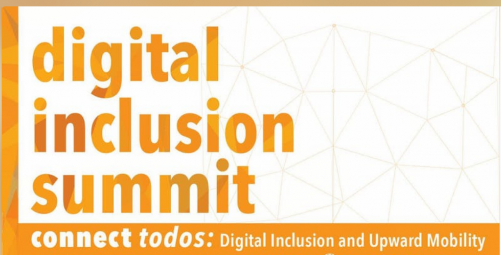 One of the San Antonio startup events is the Digital Inclusion Summit is Oct. 30, 2018, and starts at 8:30 a.m.