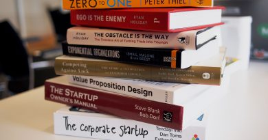 Read It For Me founder Steve Cunningham reads and summarizes a business book daily.