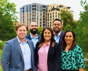 The Green Lab team from left: Nick Verzijl, Dan Earle, Karisa Cantu, Julian Dais, Priscilla Ortiz. Courtesy photo.