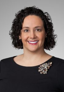 Natalie Wilson is a senior associate specializing in cybersecurity and data privacy with Langley & Banack, Inc. Courtesy photo.