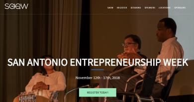 San Antonio Entrepreneurship Week 2018