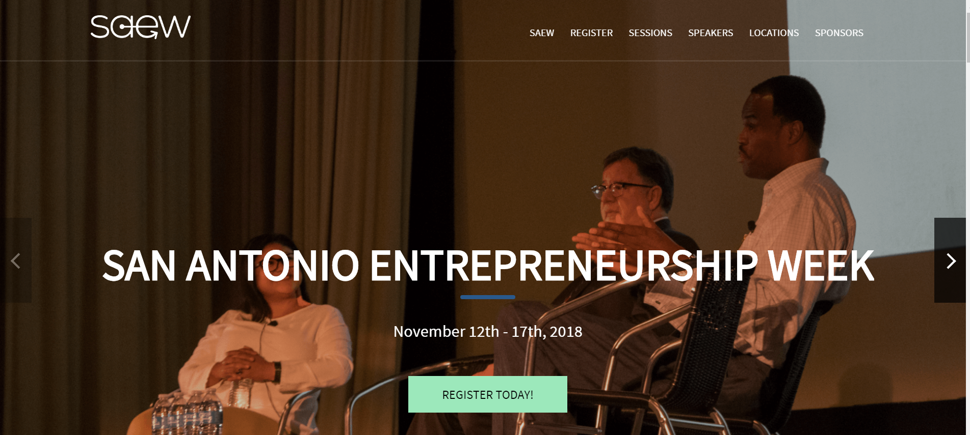 San Antonio Startup Events for the Week of November 12, 2018