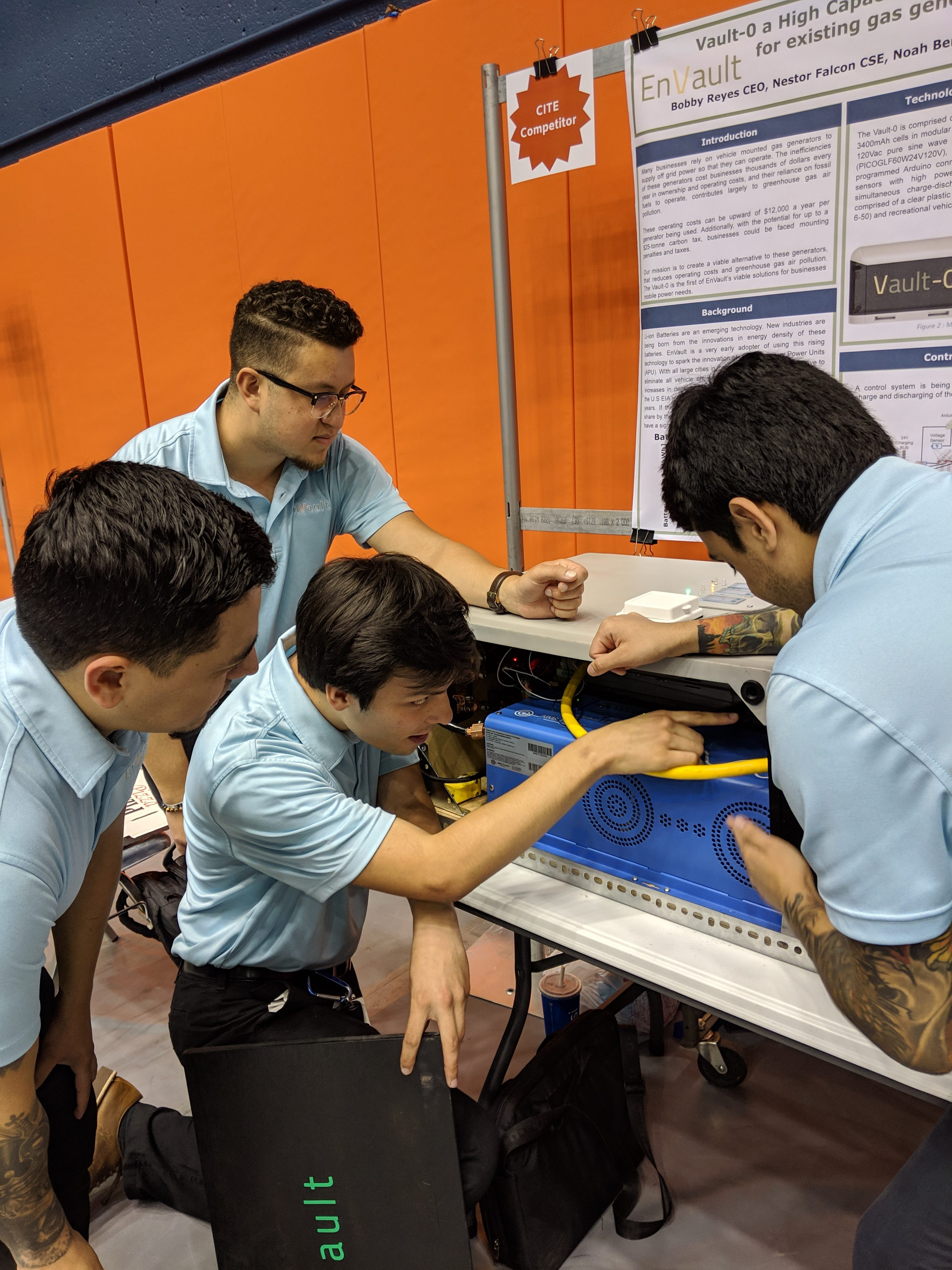 Clean Energy Generator and Two Biomedical Devices Declared Winners at UTSA CITE Competition