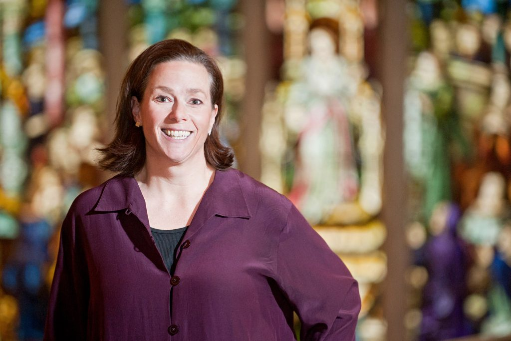 Abigail Baird is a professor of psychological science at Vassar College. Courtesy photo.