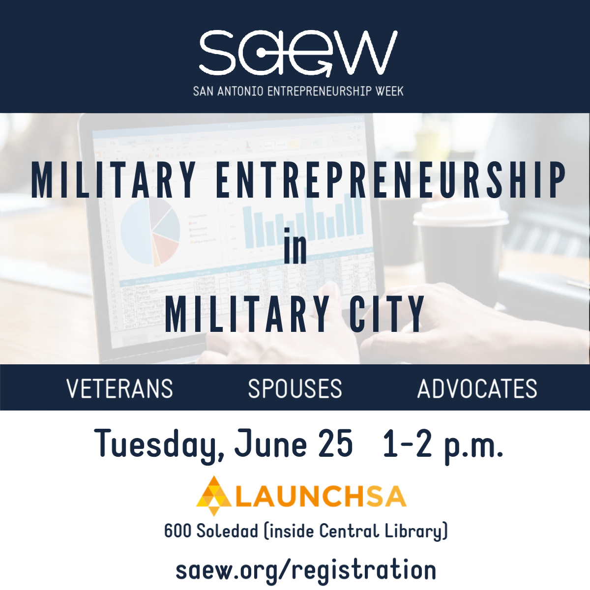 San Antonio Startup Events for the Week of June 24, 2019