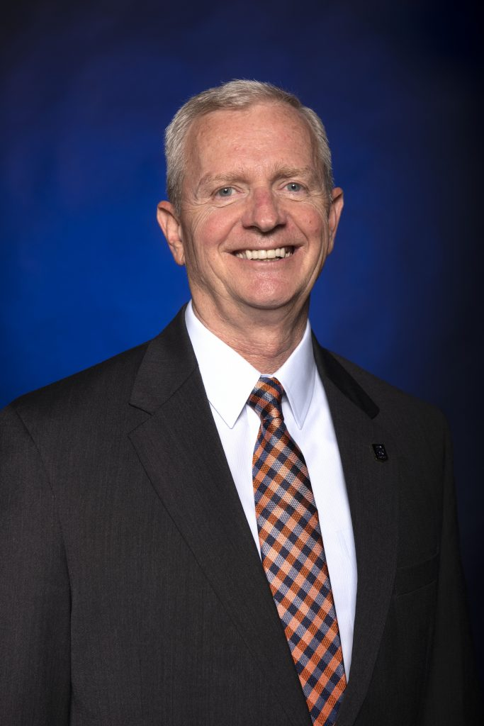UTSA has named Guy Walsh as the the founding executive director of its National Security Collaboration Center. Courtesy photo.