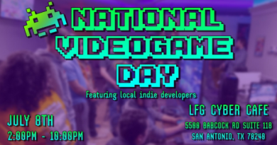 National Videogame Day 2019