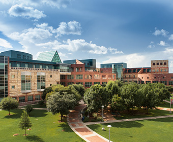 The new NSCC will be part of UTSA downtown campus expansion plans. Courtesy image UTSA.