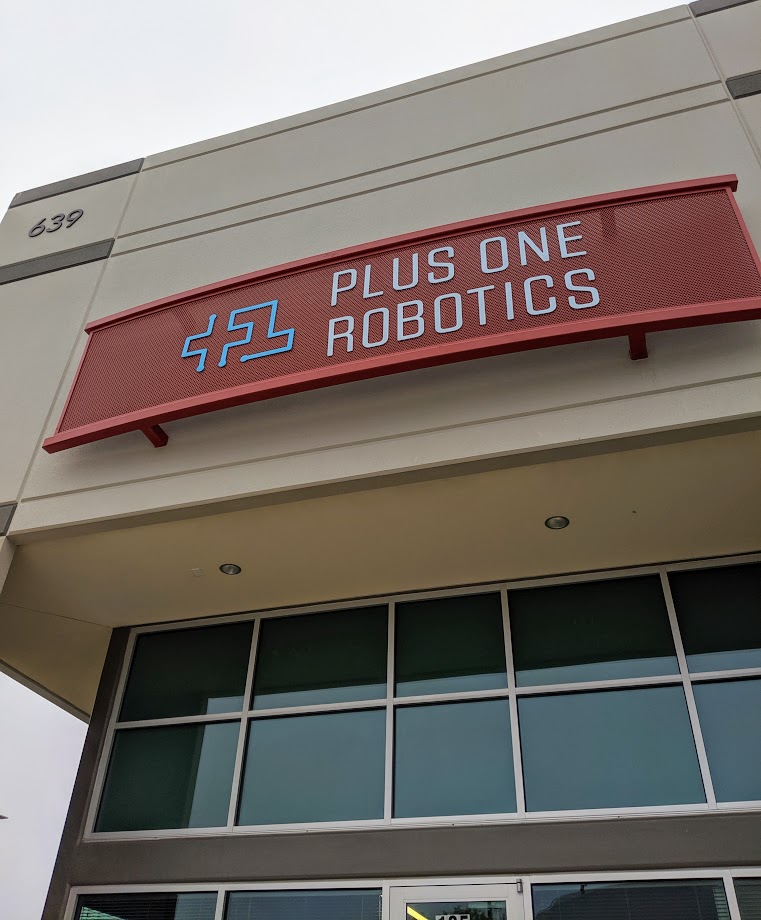 Plus One Robotics Expands to New 10,500-Square-Foot Facility at Port San Antonio