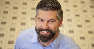 Scott White is Chargify's new chief revenue officer. Courtesy photo.
