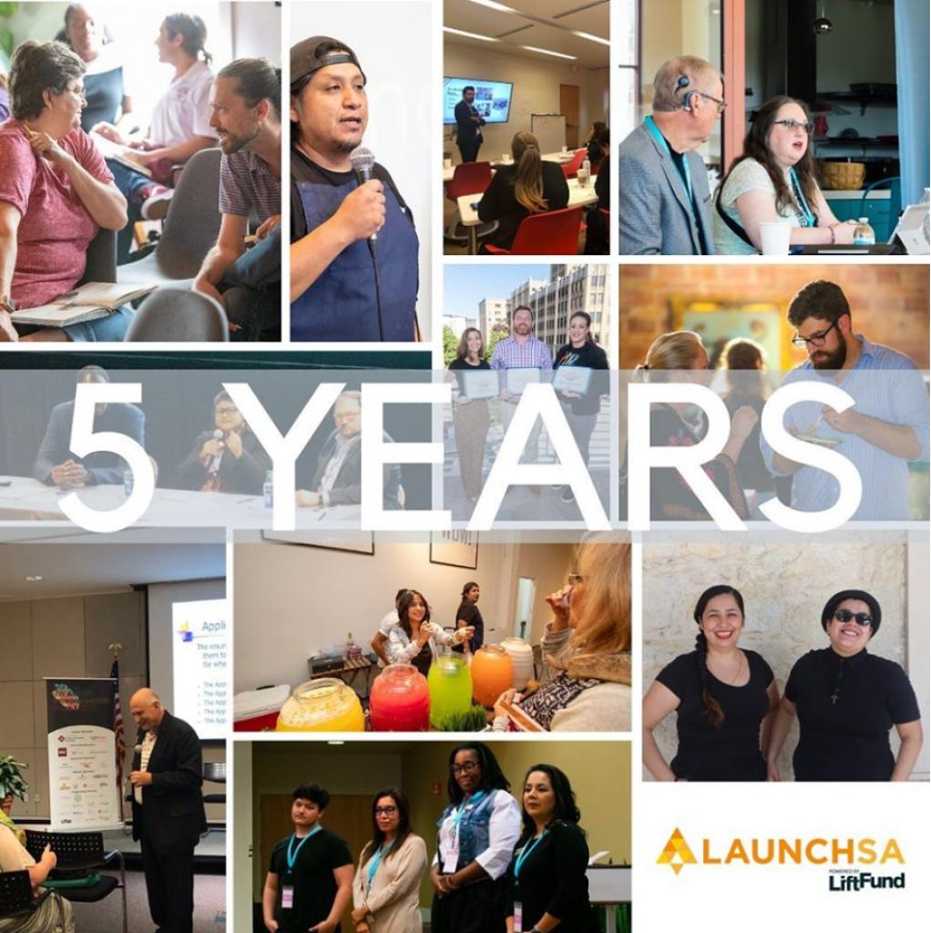LaunchSA celebrates its 5th anniversary December 4. Courtesy image.