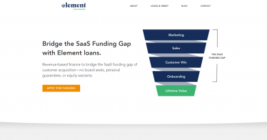 Scaleworks spun out Element SaaS Finance