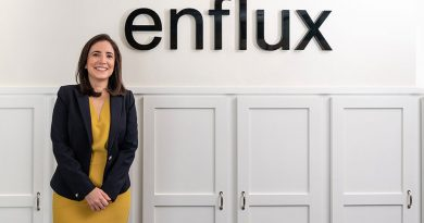 Alejandra Zertuche is CEO of Enflux. Courtesy photo.