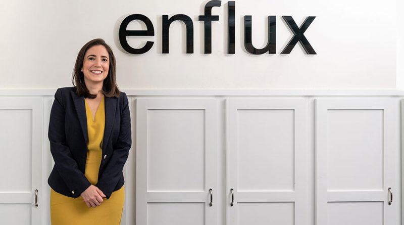 Alejandra Zertuche is CEO of Enflux. Courtesy photo.