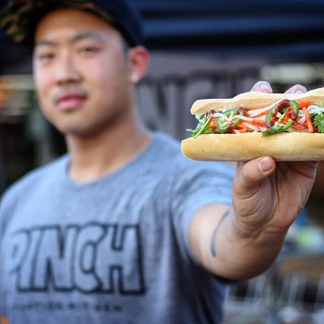 Sean Wen is a VFA fellow and founder of the Pinch Boil House in San Antonio, Texas. Courtesy photo.