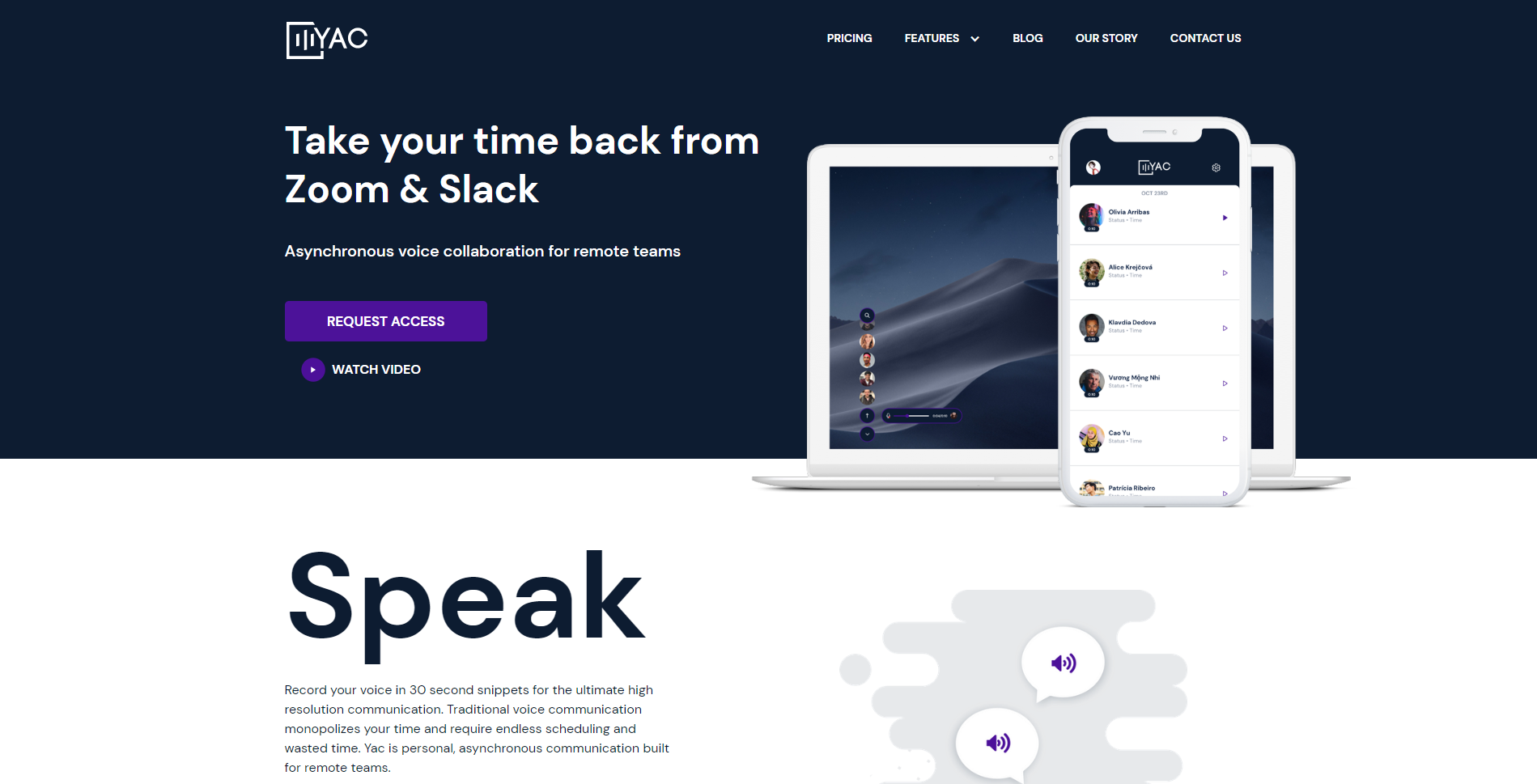 SaaS Voice App Yac Closes $1.5 Seed Round led by Active Capital