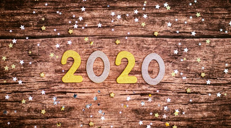 It's 2020! Photo by Jamie Street on Unsplash.