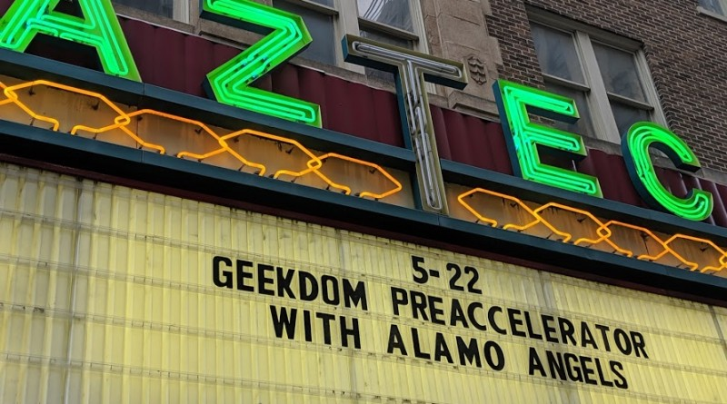 Geekdom Pre-Accelerator Program Demo Day May 2019, photo credit Startups San Antonio