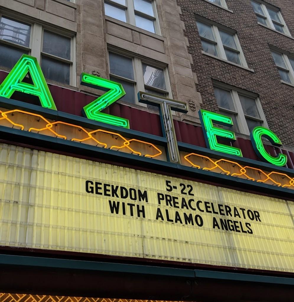 Geekdom Pre-Accelerator Program Demo Day May 2019, photo credit Startups San Antonio