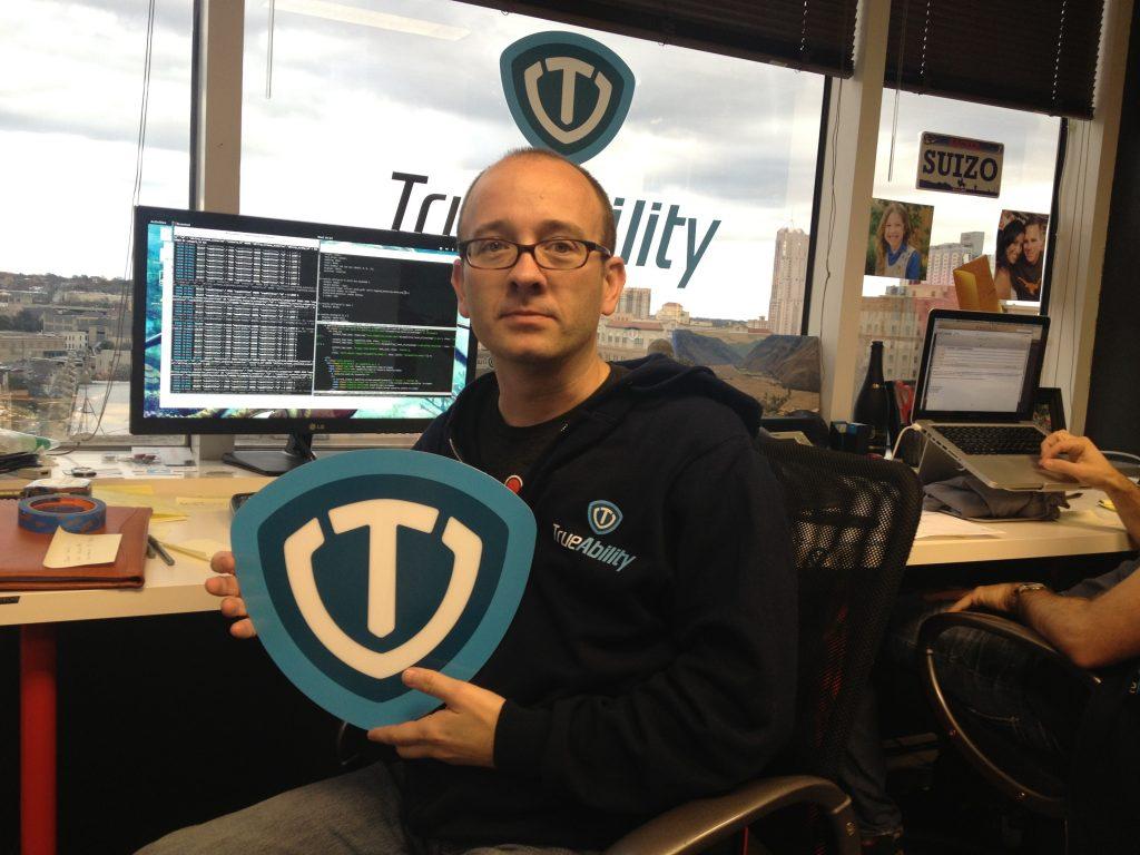TrueAbility CTO Dusty Jones. Courtesy photo.