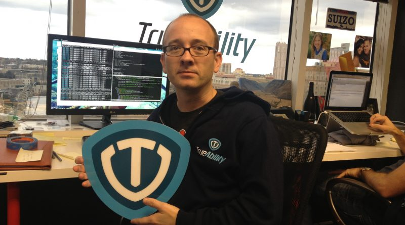 TrueAbility CTO Dusty Jones. Courtesy photo.