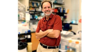 Karl Klose is UTSA College of Sciences Professor of Microbiology. Photo courtesy UTSA.