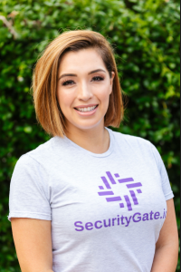 Cherise Esparza is co-founder and CTO of SecurityGate.io. Courtesy photo.