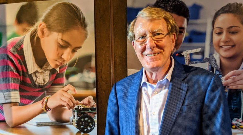 Doug King is CEO of the San Antonio Museum of Science and Technology (SAMSAT). Photo credit: Startups San Antonio