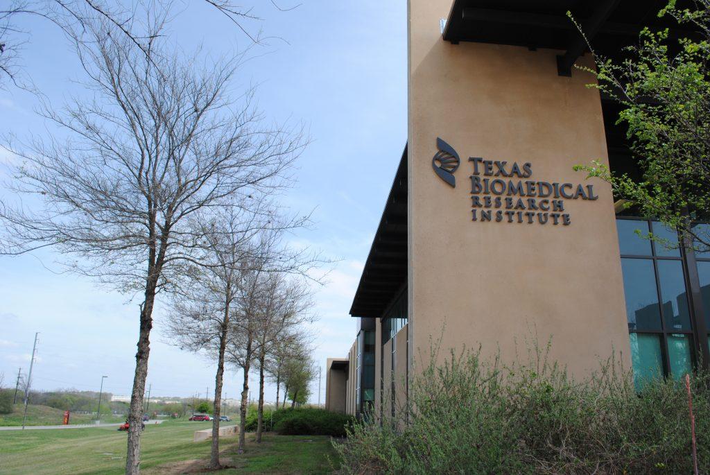 Texas Biomedical Institute exterior, courtesy image