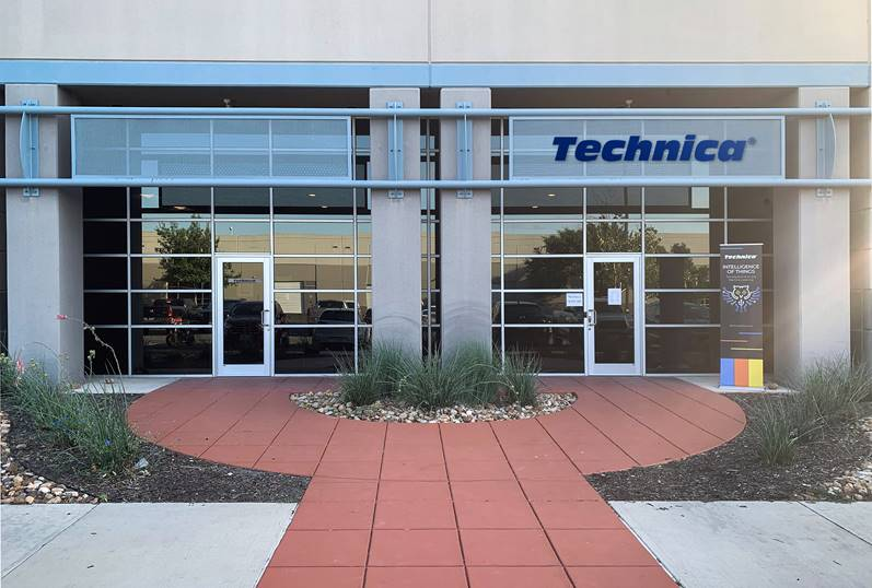 Technica entrance at Port San Antonio, courtesy photo.