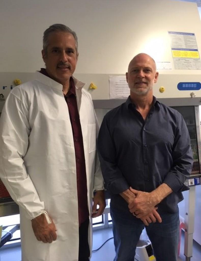 Vitanova founders Matthew Gdovin (left) and Tom Roberts, courtesy photo.