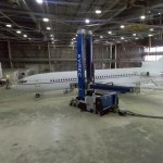 XYREC Launches Plane Paint-Stripping Robot Operations at Port San Antonio