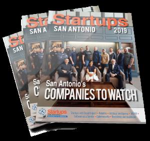 San Antonio 2019 Startups Book