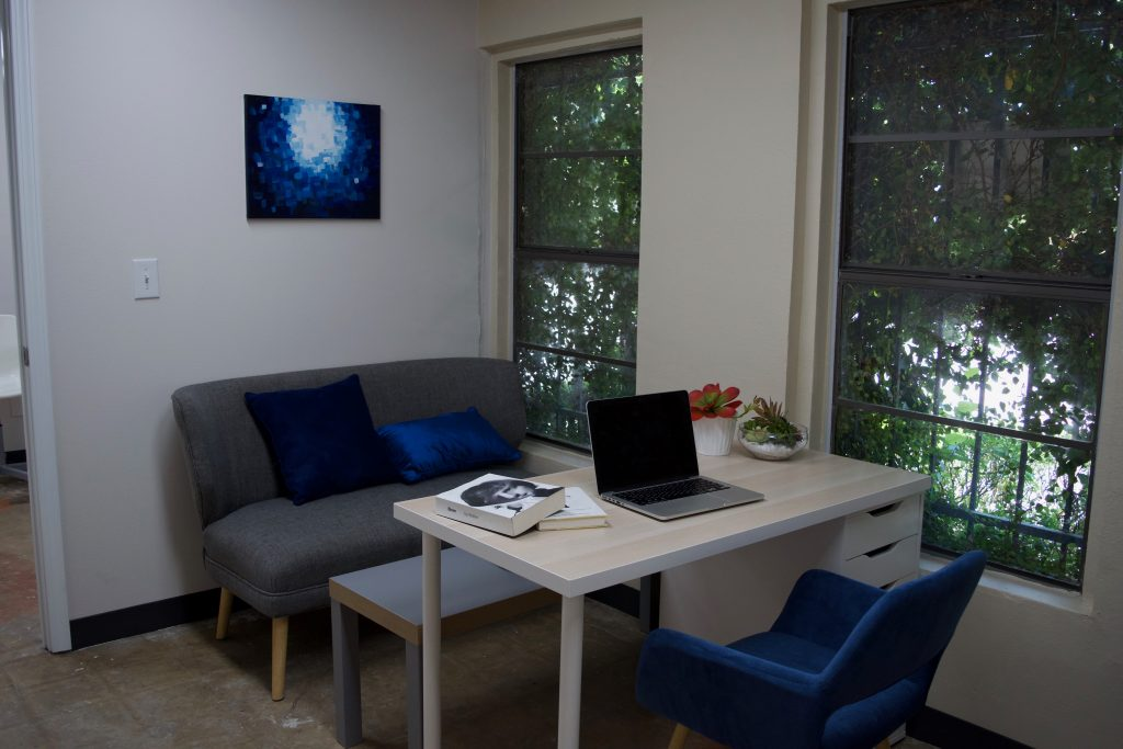 Key CoWorking has private offices that can be leased short term, courtesy photo