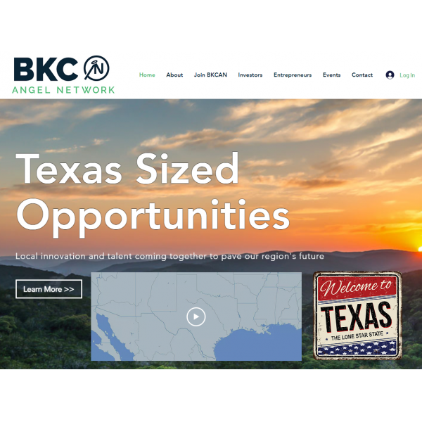 Boerne Kendall County Angel Network Launches in Texas I-10 Corridor