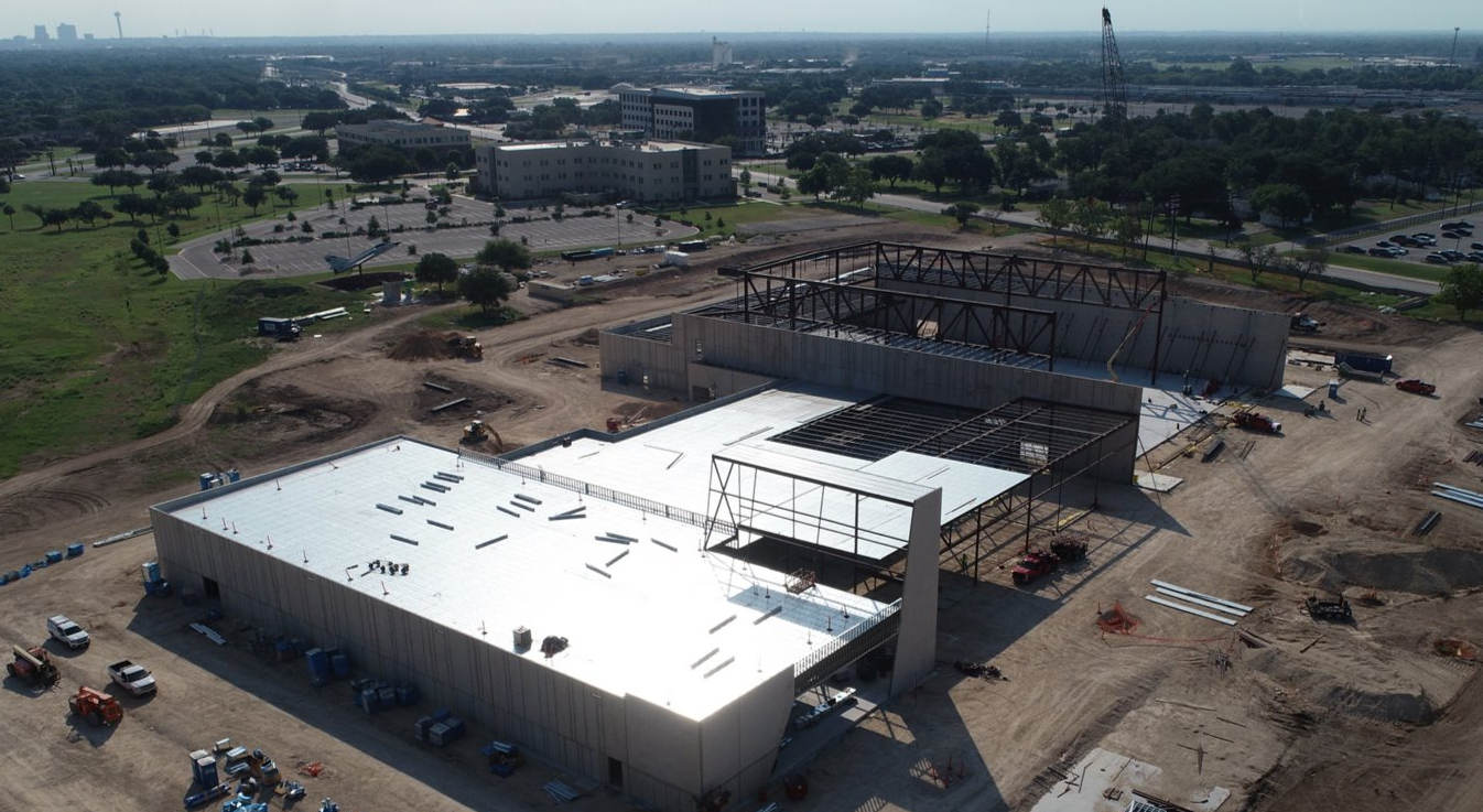 Port San Antonio is building a state-of-the-art Innovation Center that's slated to open in early 2022. Photo credit: Port San Antonio.