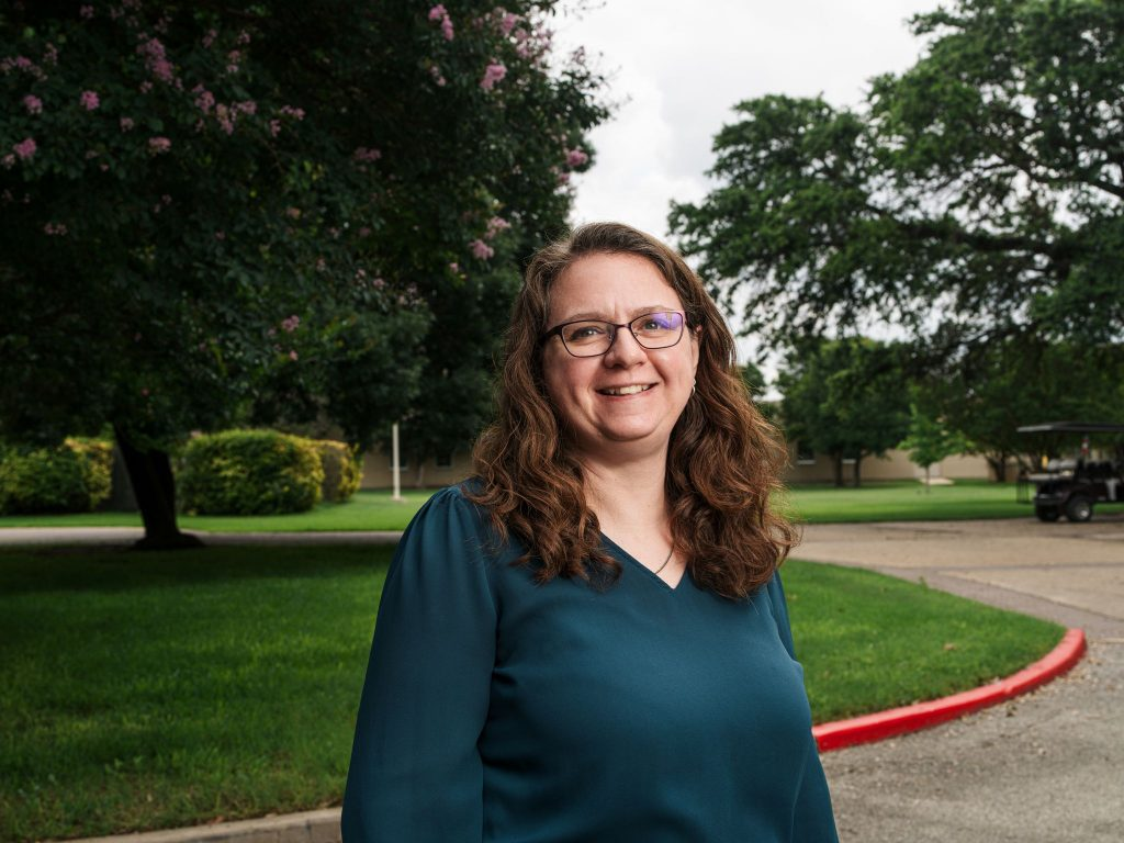 Corinna Ross is an associate professor at Texas Biomed, courtesy photo