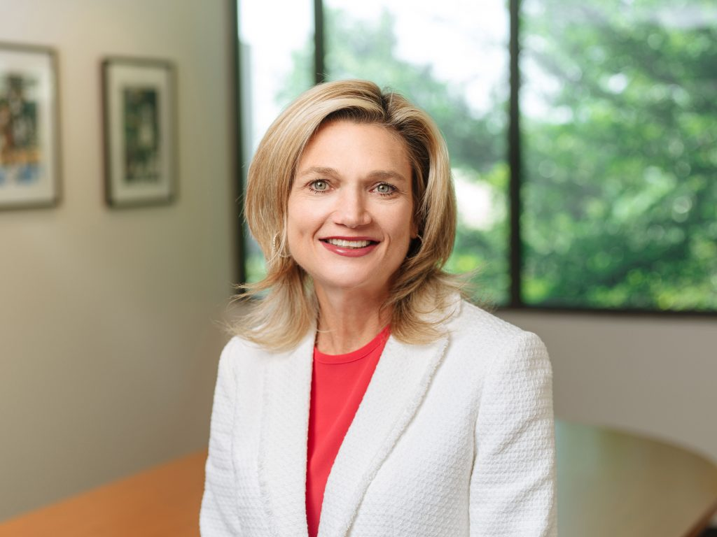 Rebecca Madere is vice president of human resources at Texas Biomed, courtesy photo
