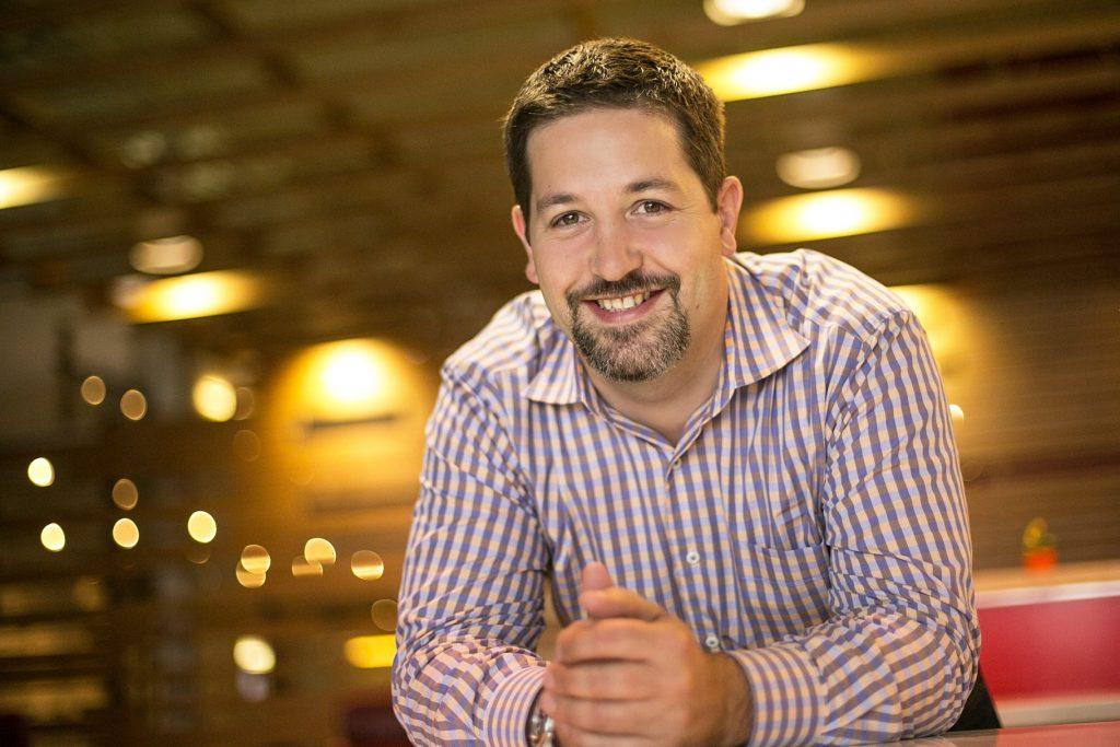 Bret Piatt is CEO of Jungle Disk, courtesy photo