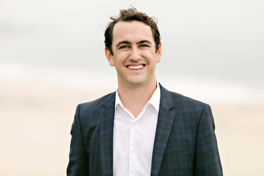 Matt Morris is co-founder and partner at Dry Line Partners, courtesy photo